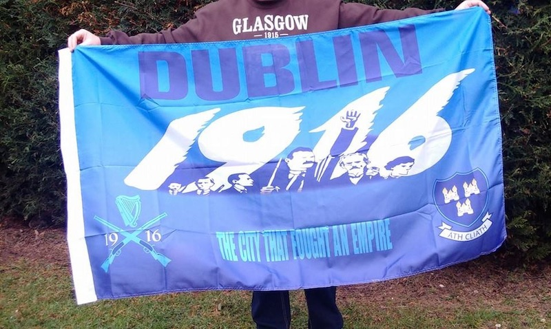 Dublin 1916 Flag
