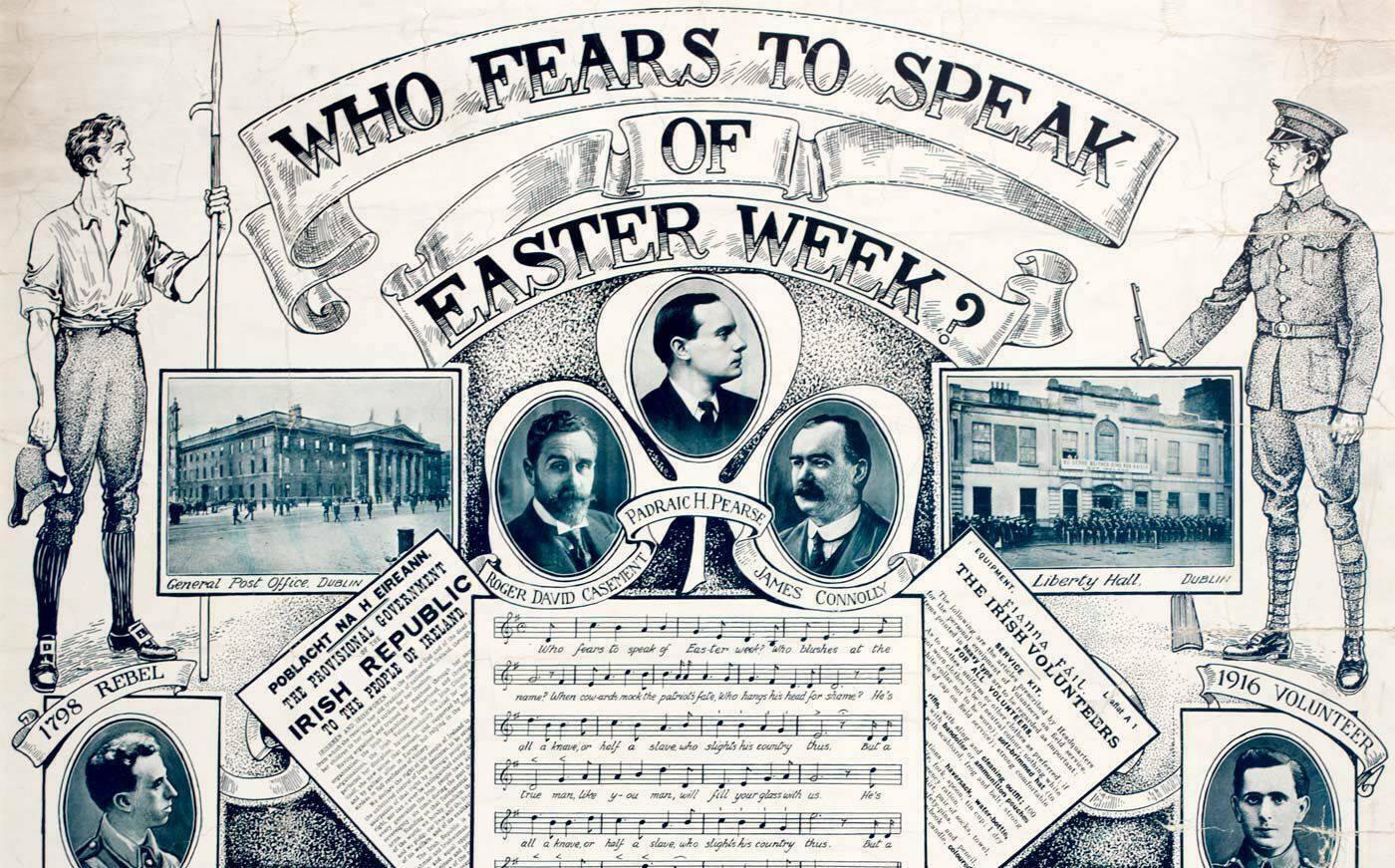 Easter Week Poster