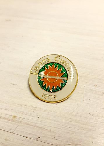 Fianna Eireann Badge