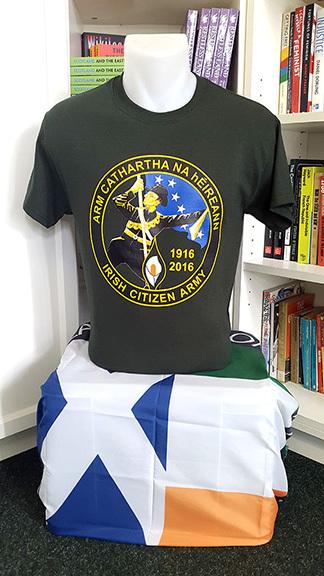 Irish Citizen Army T-Shirt