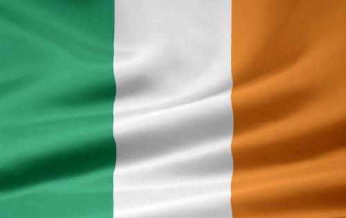Large Irish Flag