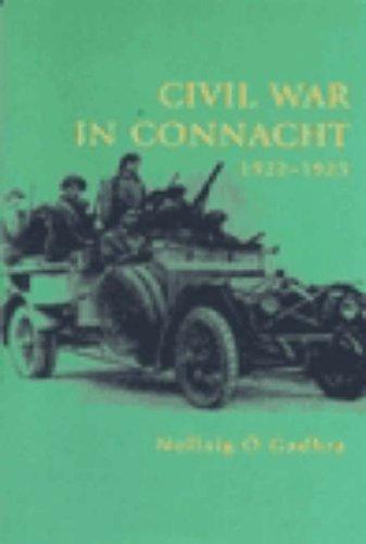 Civil War in Connacht, 1922-23