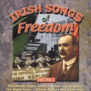 Irish Songs of Freedom Vol.1