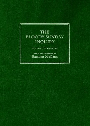 The Bloody Sunday Inquiry