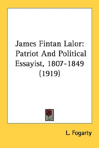 James Fintan Lalor
