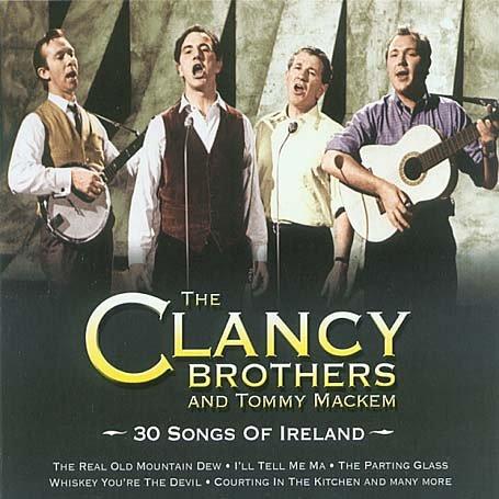 30 Songs of Ireland