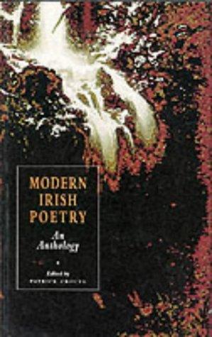 Modern Irish Poetry
