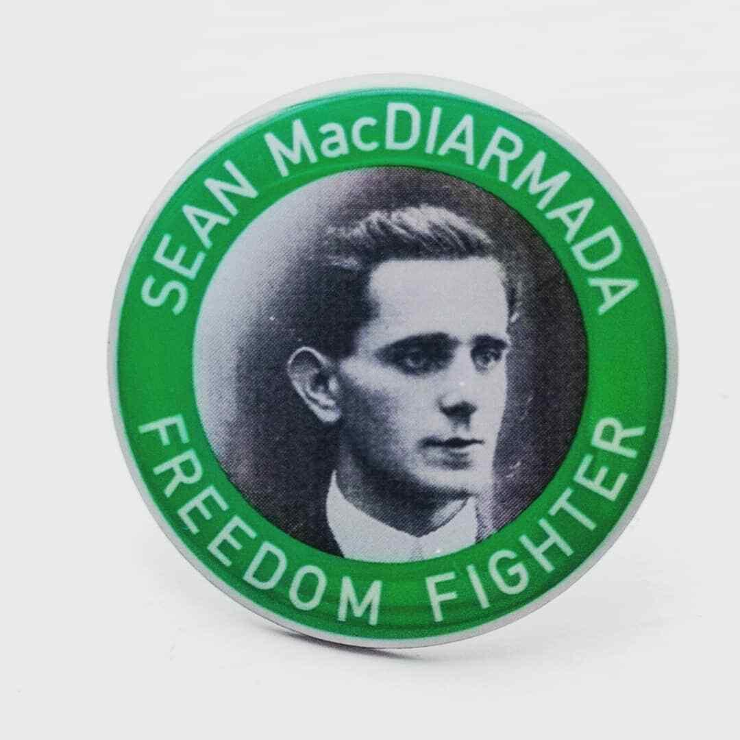 Sean Mac Diarmada Badge