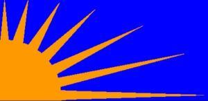 sunburstflag